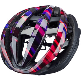 Giro Aether MIPS Kask rowerowy, matte black/electric purple